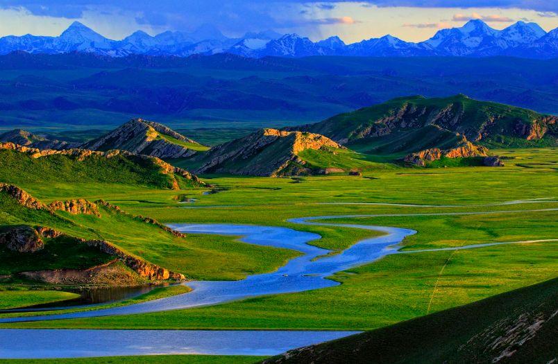 一场寻找自我的新疆心灵之旅